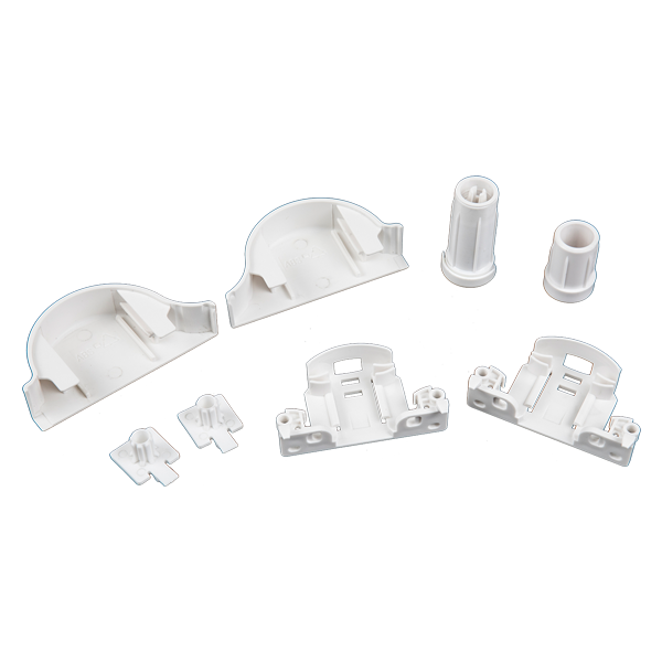 28MM Complete Plastic Clutch-Roller Blinds Components