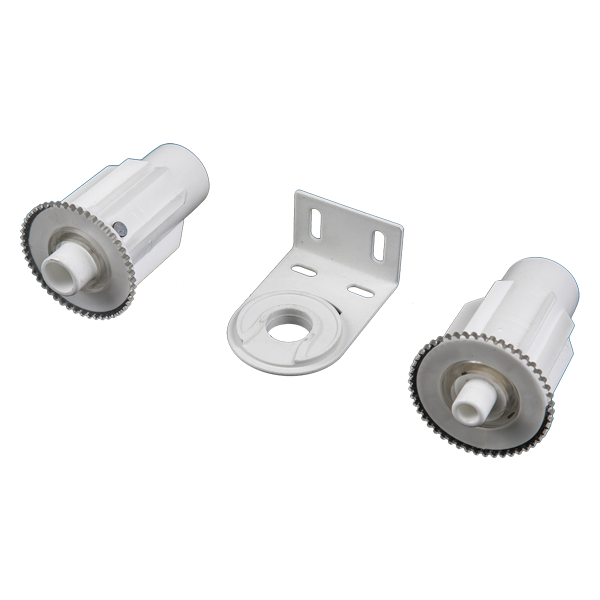 38MM CONNECTEND CAP(WITHOUT GEAR)-Roller Blinds Components