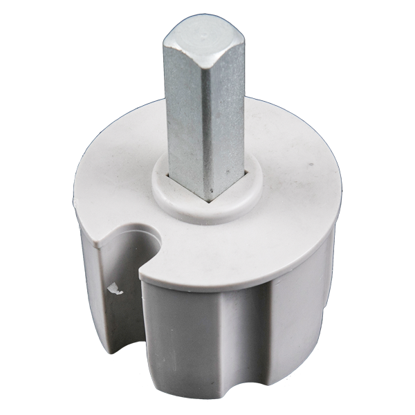 End Plug-Outdoor Awning Components