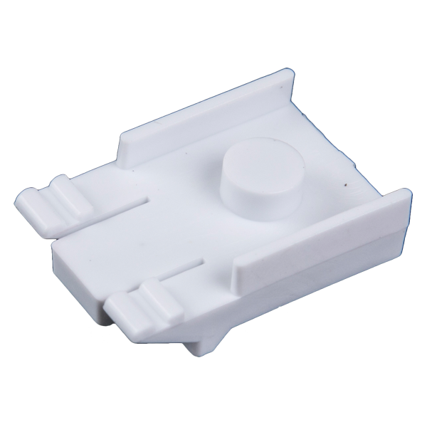 Plastic Bracket-Curtain Components